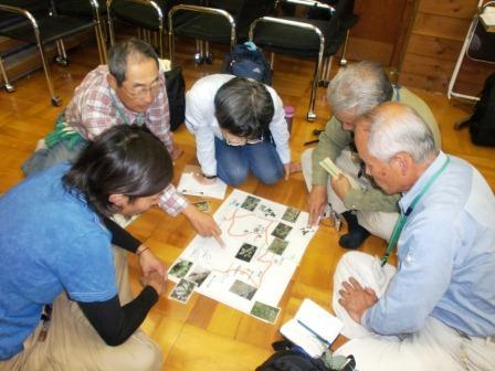 活動名:にしのみや都市型里山ボランティア育成セミナー<里山仕事の達人・第4回>の写真